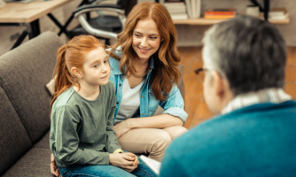 Teaching parents better ways to help children with anxiety disorders may be as helpful as child therapy.