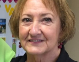 Headshot of Marie Reed