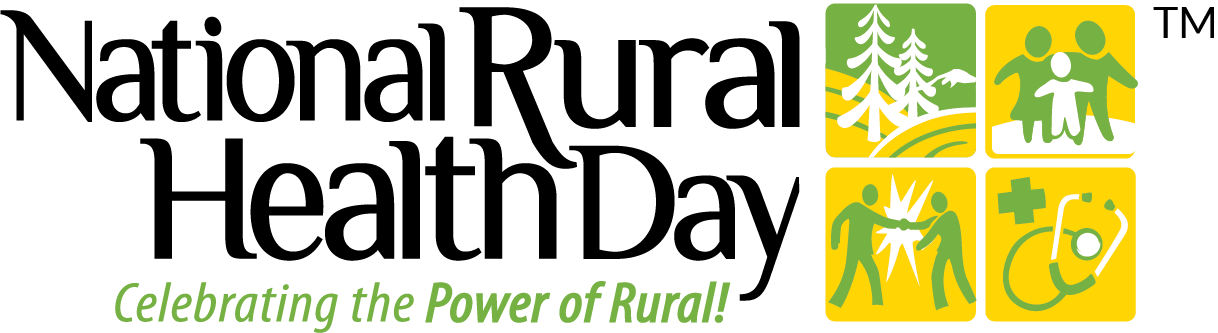 Logo for National Rural Health Day