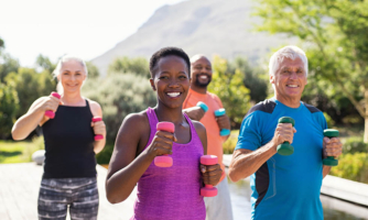 Measuring your exercise progress can help you stay motivated.