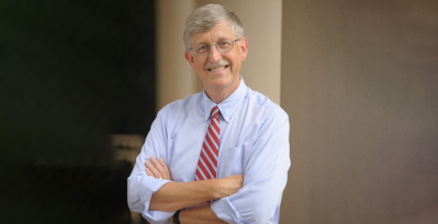 Headshot of NIH Director Francis S. Collins, M.D., Ph.D.