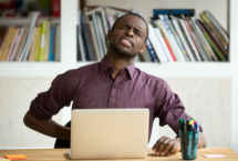 Back pain affects more than 25% of workers in the U.S.