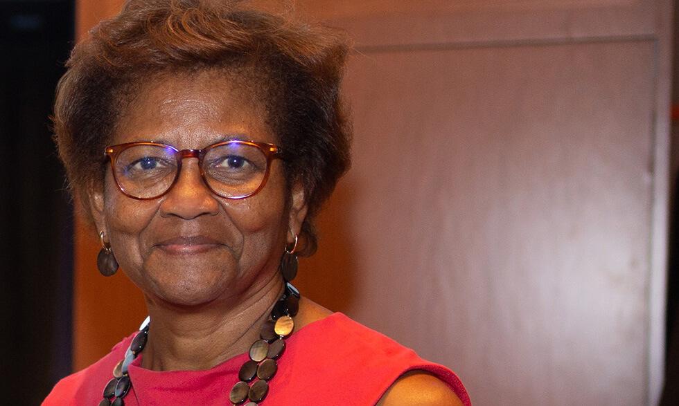 Worta McCaskill-Stevens, M.D., M.S., studies breast cancer's impact on diverse populations.